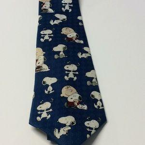 Charlie Brown collector vintage tie